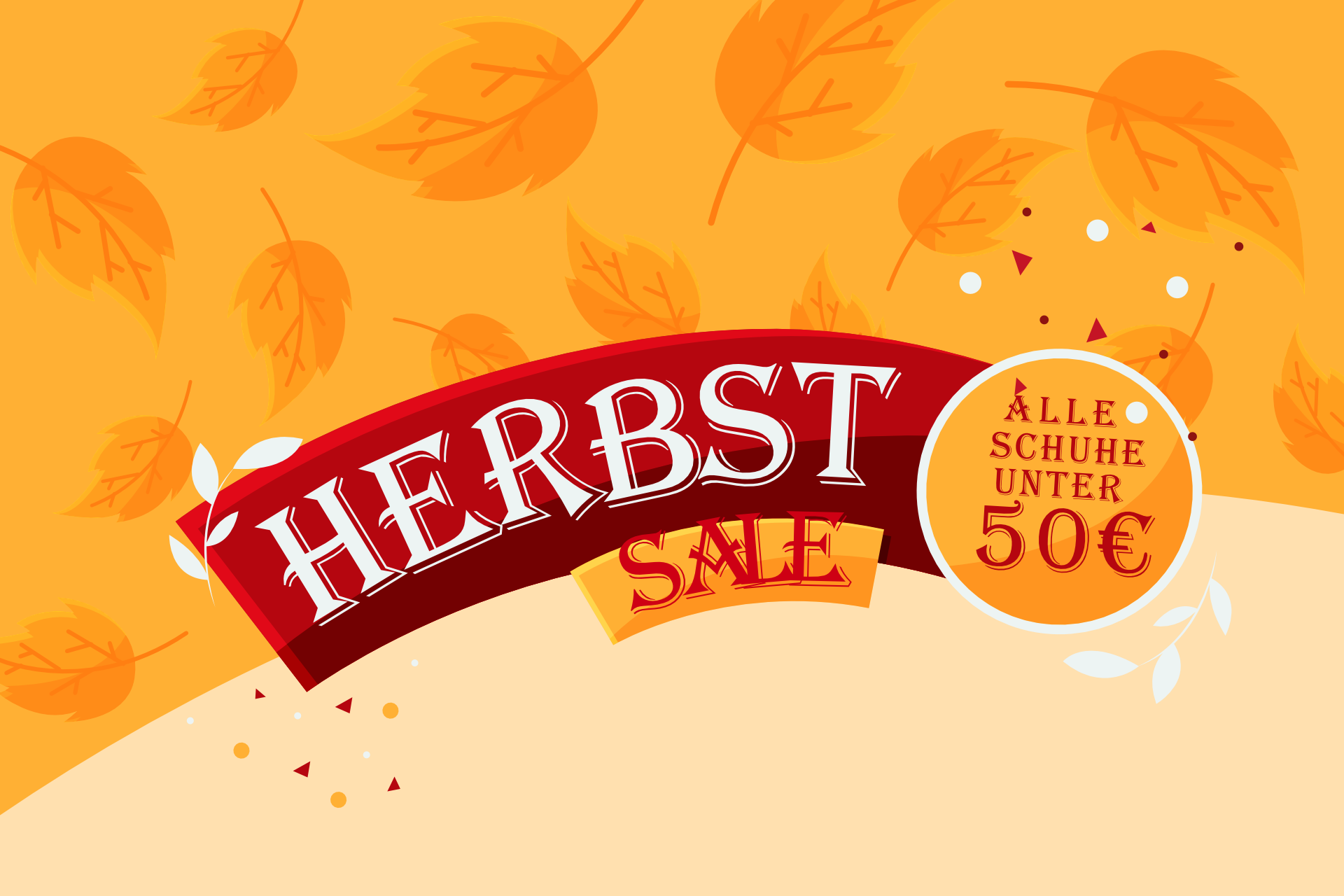 Herbst Aktion 50€